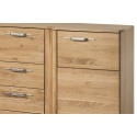 LOCARNO 45 Two-doors sideboard with 4 drawers
