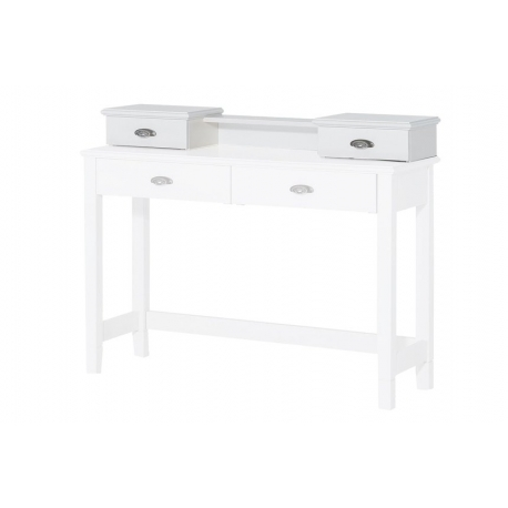 Madison 24 upper section for dressing table with 2 drawers