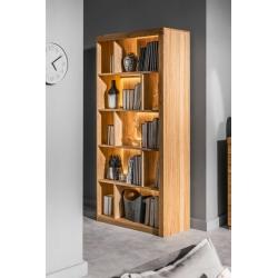 Velle 16 bookcase (lighting in standard)