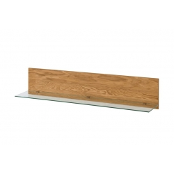 Velle 34 hanging wall shelf