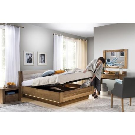 Velvet 74 lift bed (adjustable slats fitted as standard)