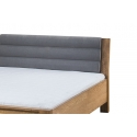 Velvet 76 bed (without frame and mattress)