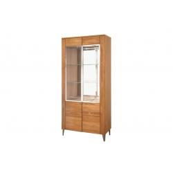Latina 12 Two-door display cabinet