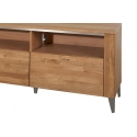Latina 25 TV cabinet with two drawers