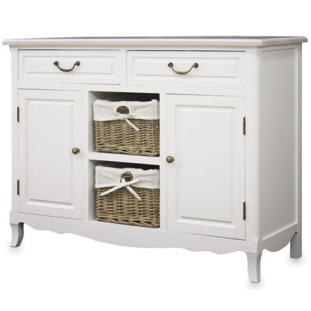 Collection Young 2 door, 1 drawer sideboard