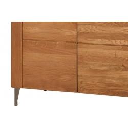 Latina 46 Three-door chest with 3 drawers