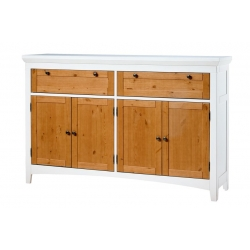 AVIGNON 45, Four-doors sideboard with 2 drawers