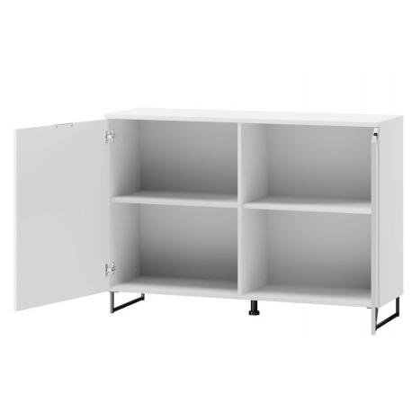 Megan 01 Two-door chest of drawers