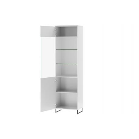 Megan 06 One-door display cabinet