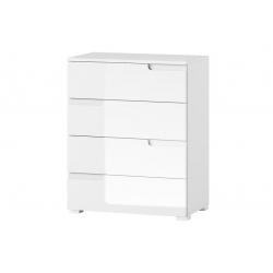 Selene 4 Four drawer sideboard