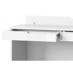 Selene 31 Toaletka z 2 szufladami i klapą (lustro do Selene typ 21)