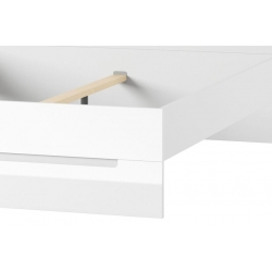 Selene 33 bed 160 (without mattress and frame)
