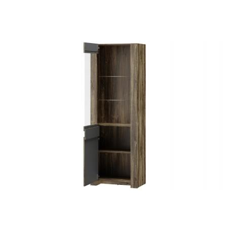 Belveder 10 Witryna 1-drzwiowa, Lewo i Prawostronny montaż drzwi