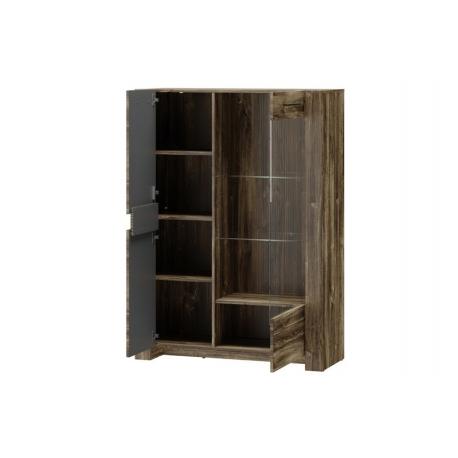 Belveder 15 two-door display cabinet
