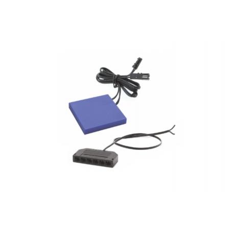 Włącznik pojemnościowy (x6 LED) listwa maskująca dł. 390mm,