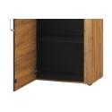Kama 10 L/R 1 door display unit optional lighting