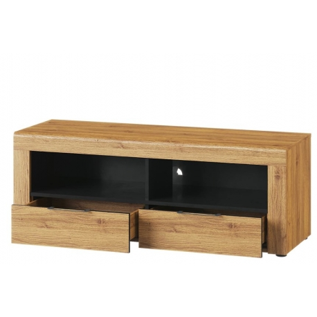 Kama 24 Two door TV unit with 2 drawers