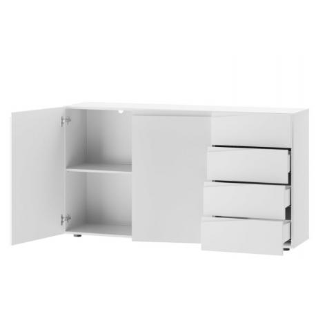 Lucca 02 Komoda 2-drzwi 4-szuflady