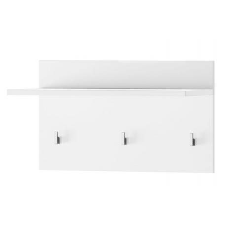 Lucca 09 Panel - shelf with hangers