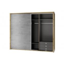 Mediolan 07 Kontenerek 3-szuflady (opcjonalny do modelu 01)