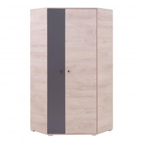 Delta Corner Wardrobe DL2