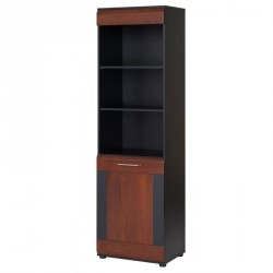 Collection Vievien 1 door bookcase