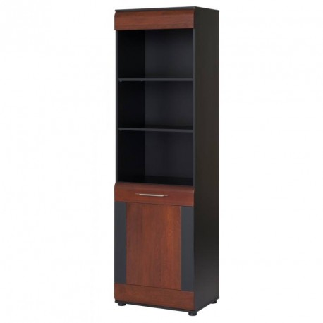 Collection Vievien 1 door bookcase