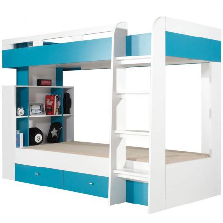 Łóżko piętrowe Mobi 19