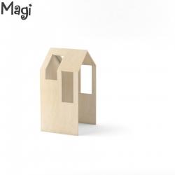 Bed House Magi
