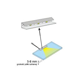 Подсветка 6-точечная LED (MEO)