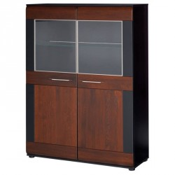 Collection Vievien 2 door display unit (optional lighting)