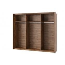 Livorno 72 Two-door wardrobe (sliding doors) 270x225x60 cm