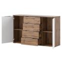 Livorno 45 Two door, 4 drawer sideboard