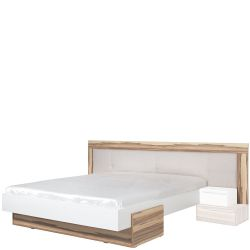Morena Bed with frame 160