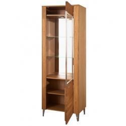 Latina 11 One door display cabinet, right