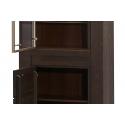 Collection Velvet 2 door display unit L (optional lighting)