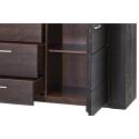 Kolekcja Velvet  2-drzwiowa z 3 szufladami