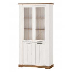 Country 12 2-door display case