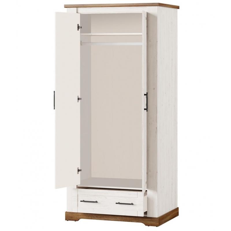Country 70 2-door wardrobe