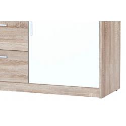 Collection Milo 2 door, 4 drawer sideboard