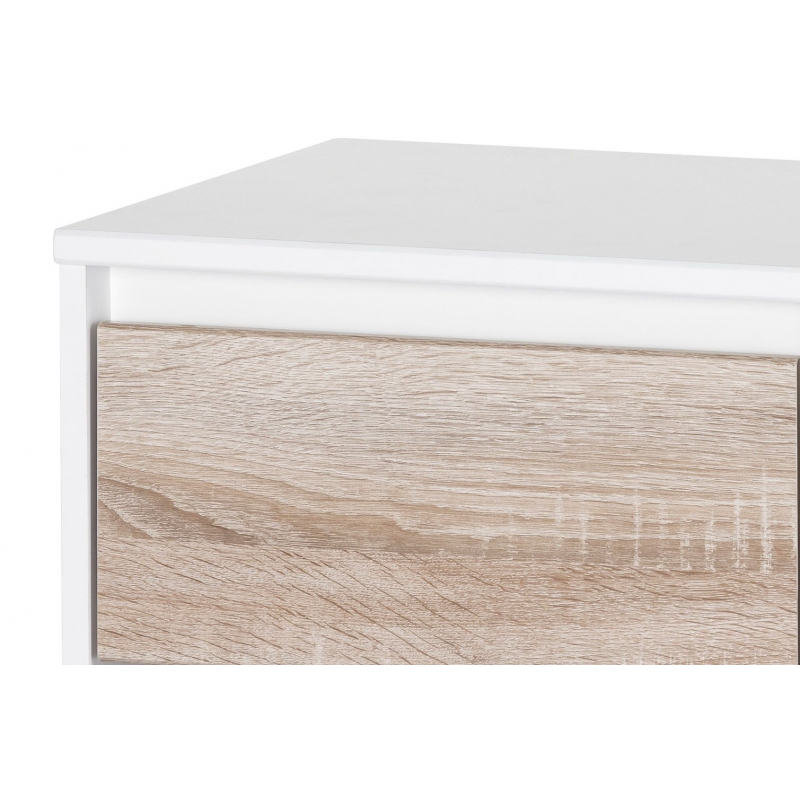 Kolekcja Wenecja szafka nocna z 1 szufladą