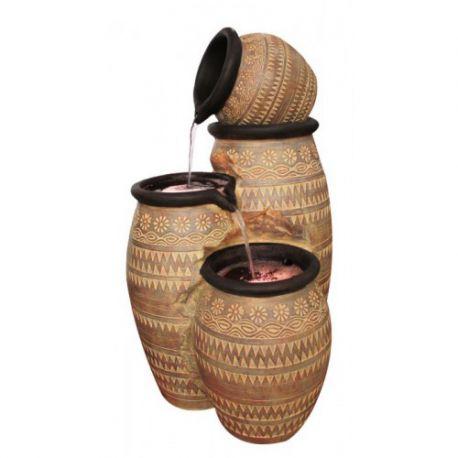 Фонтан, каскад Mediterranean Pouring Bowls 70 cм