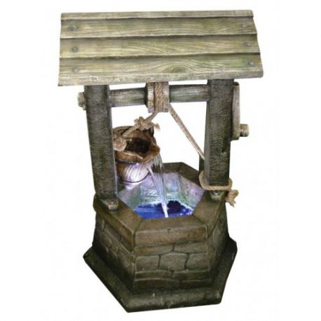Fontanna, kaskada Medium Stone Wishing Well 67cm
