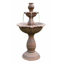 104cm 3 Tier Rust Fountain