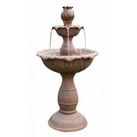 Фонтан, каскад 3 Tier Rust Fountain 104cм