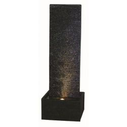 100cm Black Ripple Sheet