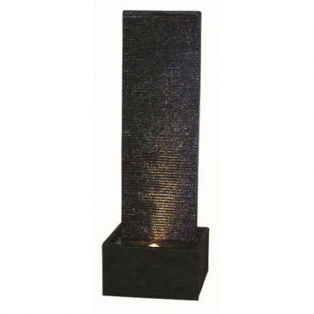 Fontanna, kaskada Black Ripple Sheet 100cm