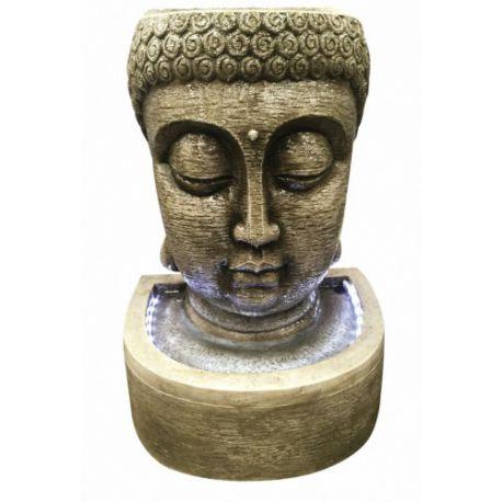Фонтан, каскад Classic Buddha Head 69cм