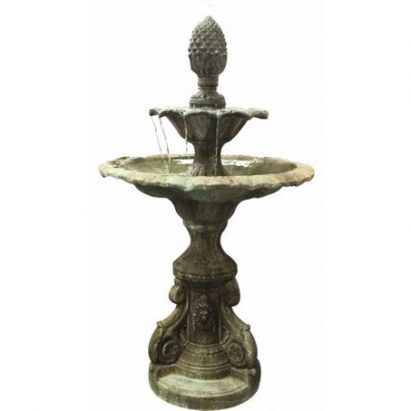 Fontanna, kaskada Register 2 Tier Fountain 189cm