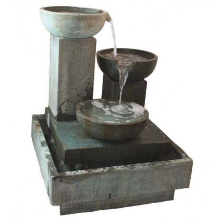Fontanna, kaskada Trio Cascade Fountain 130cm
